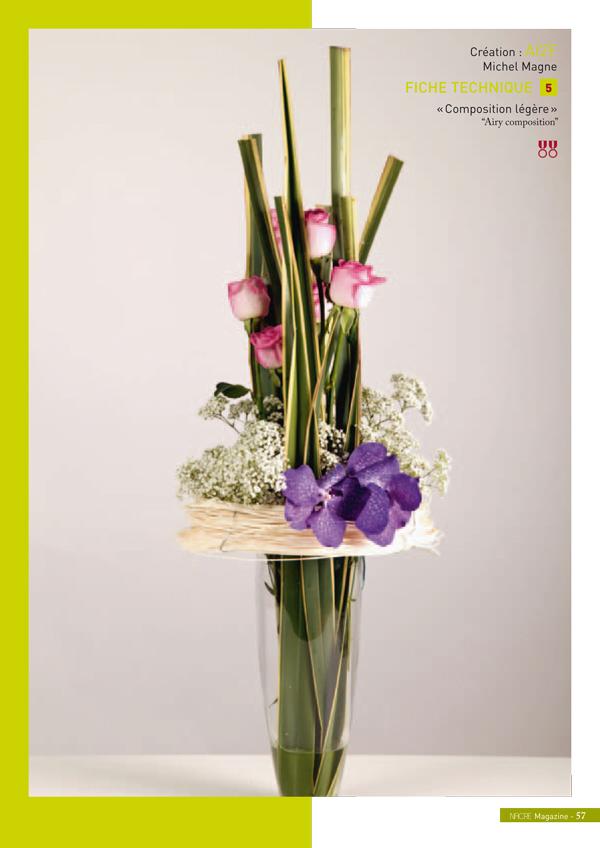 fiches techniques   tout pour cr u00e9er votre propre cr u00e9ation florale
